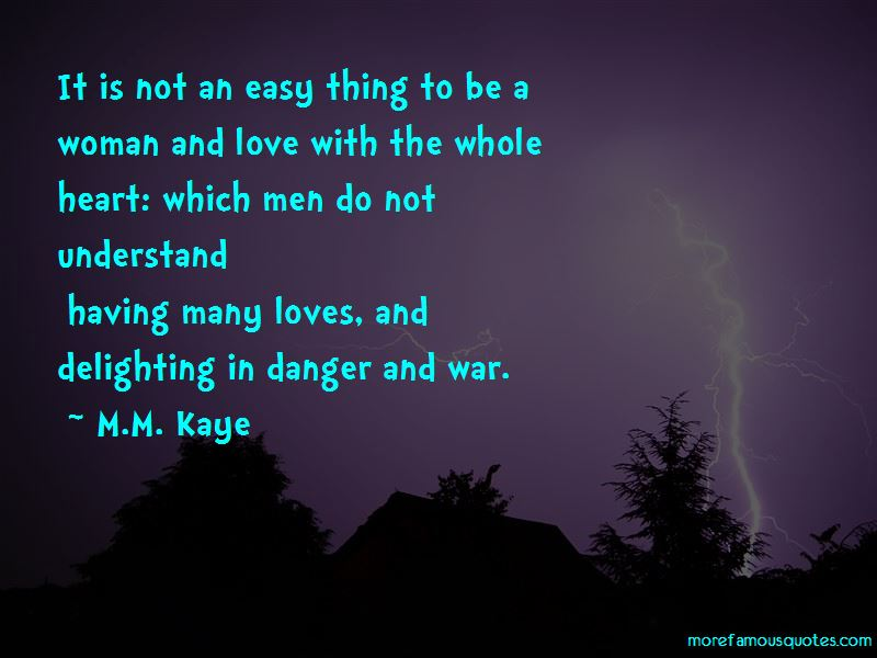 M.M. Kaye Quotes Pictures 3