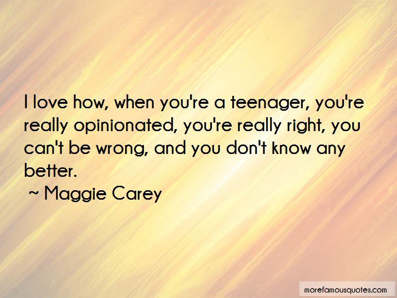Maggie Carey Quotes Pictures 2