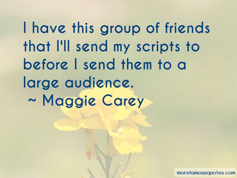 Maggie Carey Quotes Pictures 3