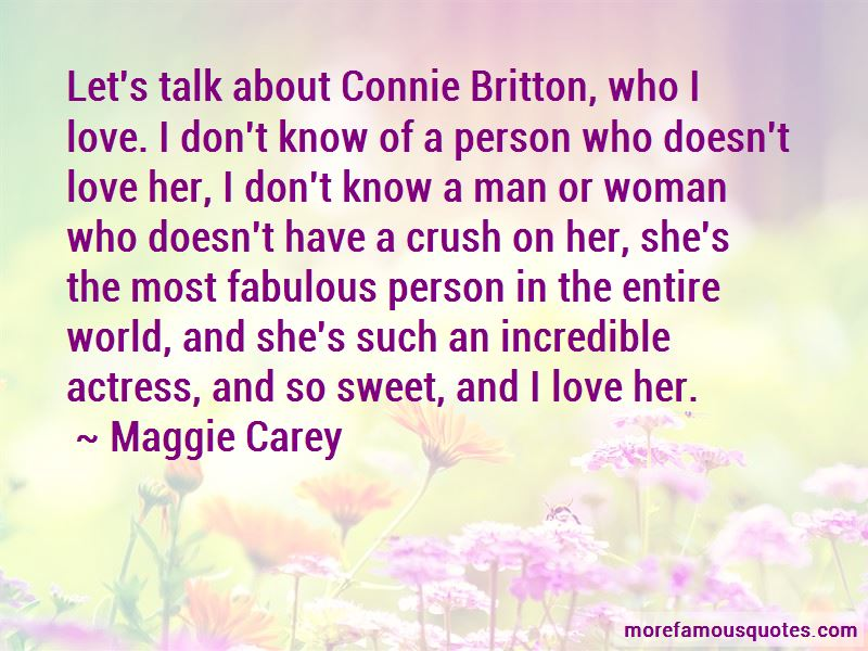 Maggie Carey Quotes Pictures 4