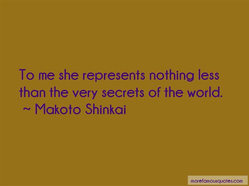 Makoto Shinkai Quotes Pictures 3