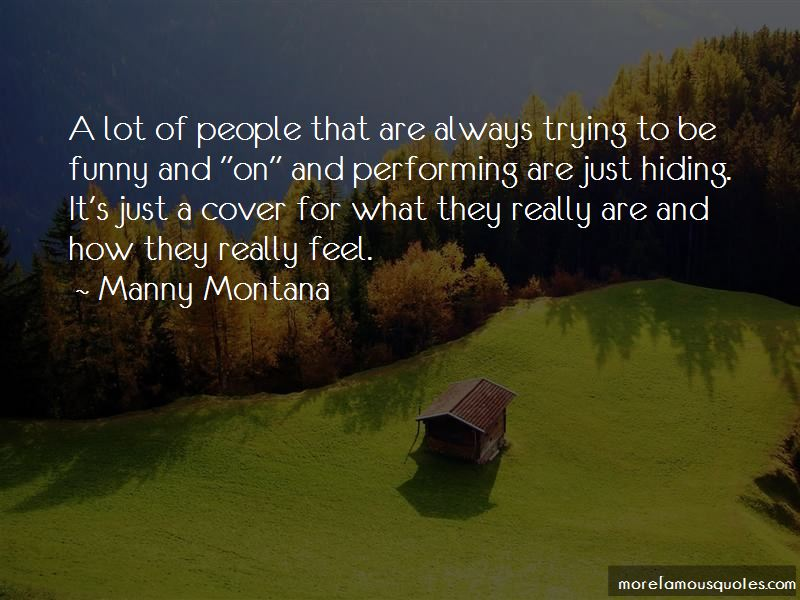 Manny Montana Quotes Pictures 3
