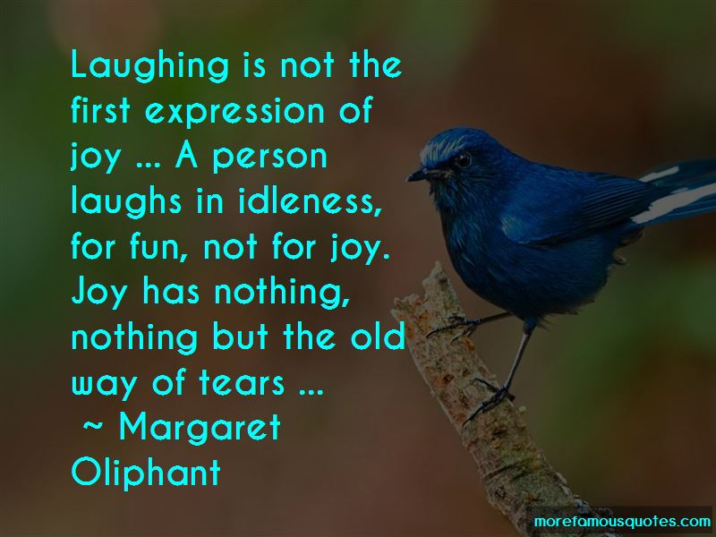 Margaret Oliphant Quotes Pictures 3