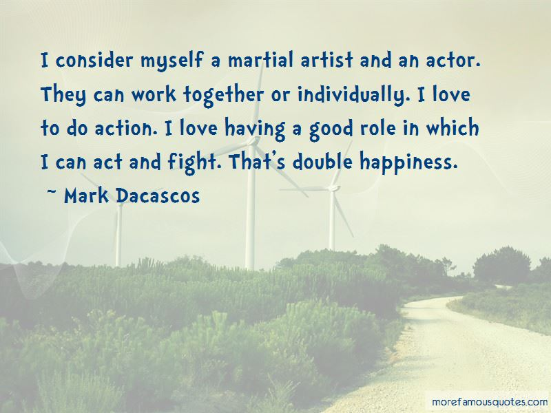 Mark Dacascos Quotes Pictures 2