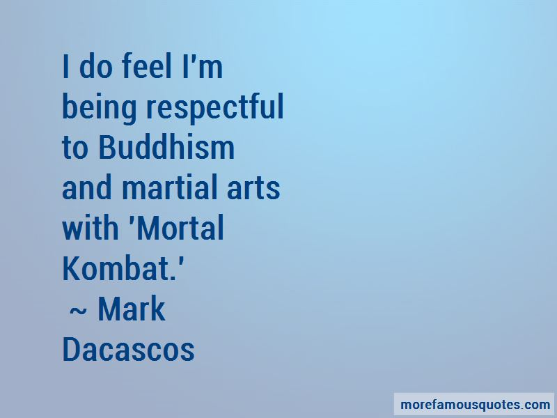 Mark Dacascos Quotes Pictures 3