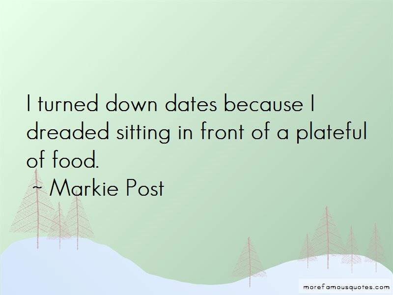 Markie Post Quotes Pictures 2