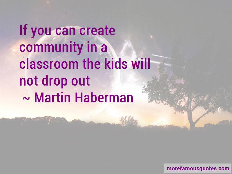 Martin Haberman Quotes Pictures 2
