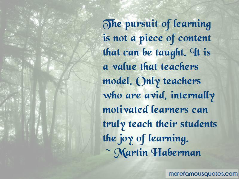 Martin Haberman Quotes Pictures 3