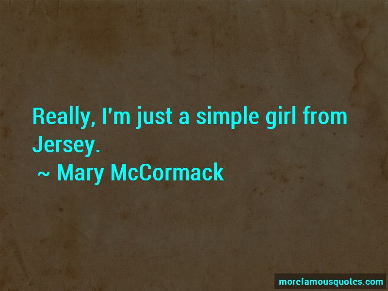 Mary McCormack Quotes Pictures 2