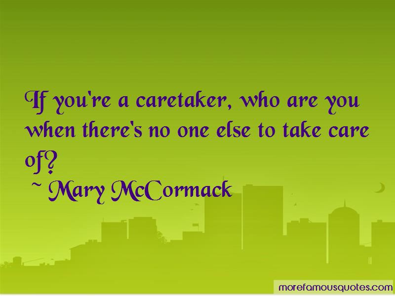 Mary McCormack Quotes Pictures 3