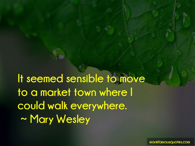 Mary Wesley Quotes Pictures 3