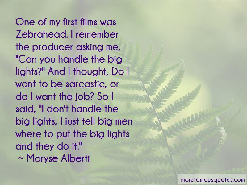 Maryse Alberti Quotes Pictures 4