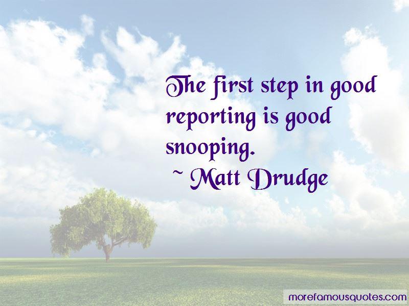 Matt Drudge Quotes Pictures 4