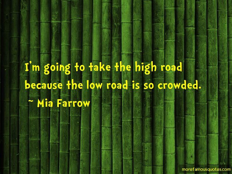 Mia Farrow Quotes Pictures 2