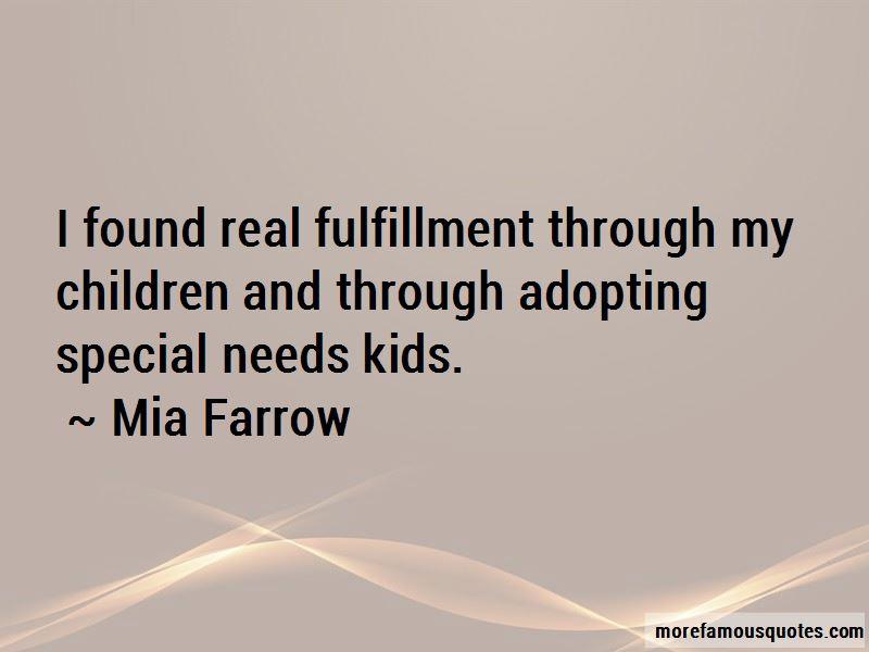 Mia Farrow Quotes Pictures 3