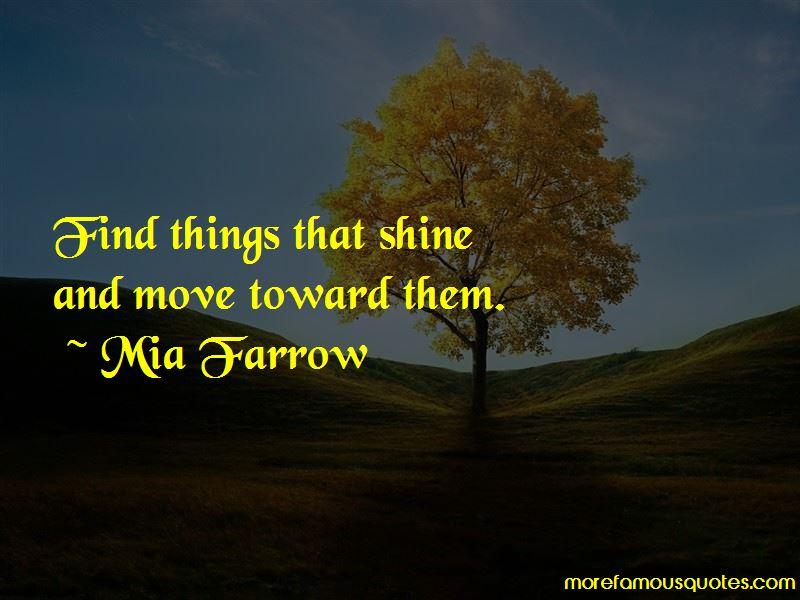 Mia Farrow Quotes Pictures 4
