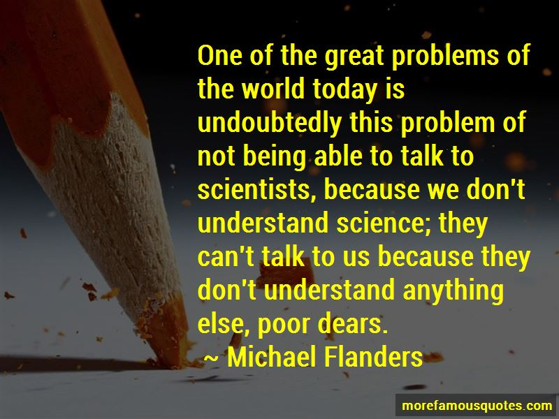 Michael Flanders Quotes Pictures 2