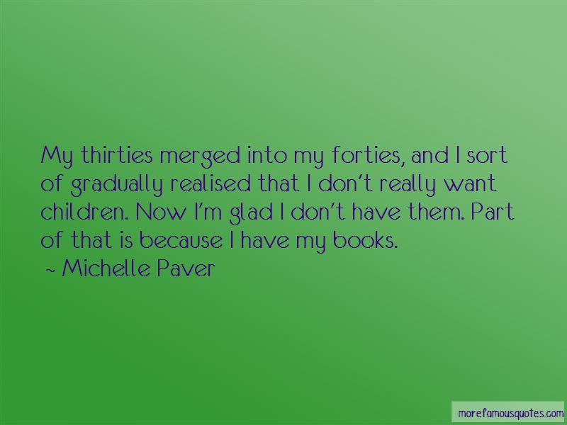 Michelle Paver Quotes Pictures 2