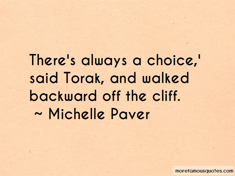 Michelle Paver Quotes Pictures 4