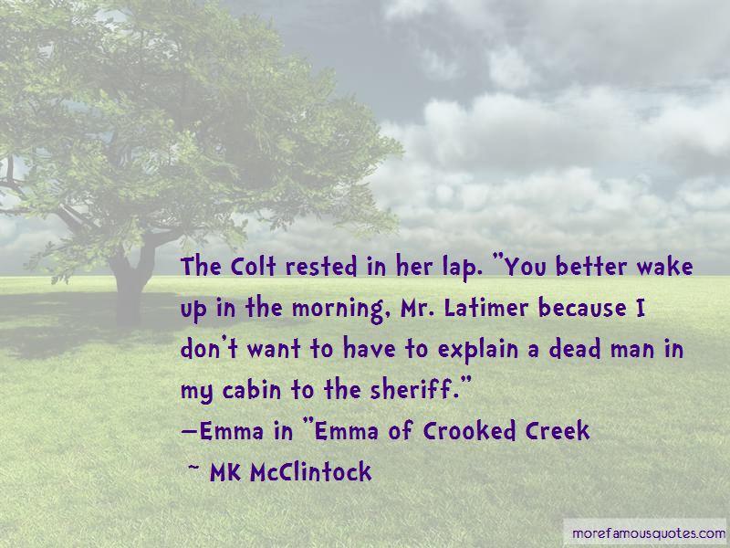 MK McClintock Quotes Pictures 4