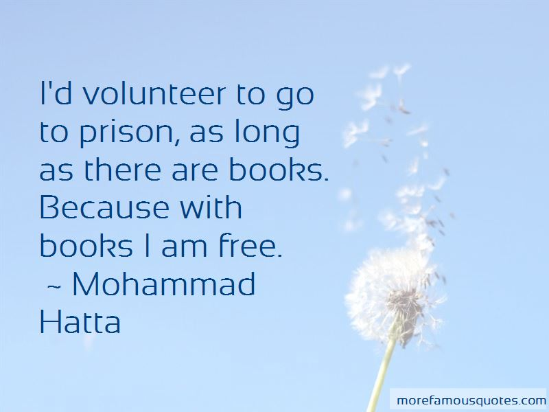 Mohammad Hatta Quotes