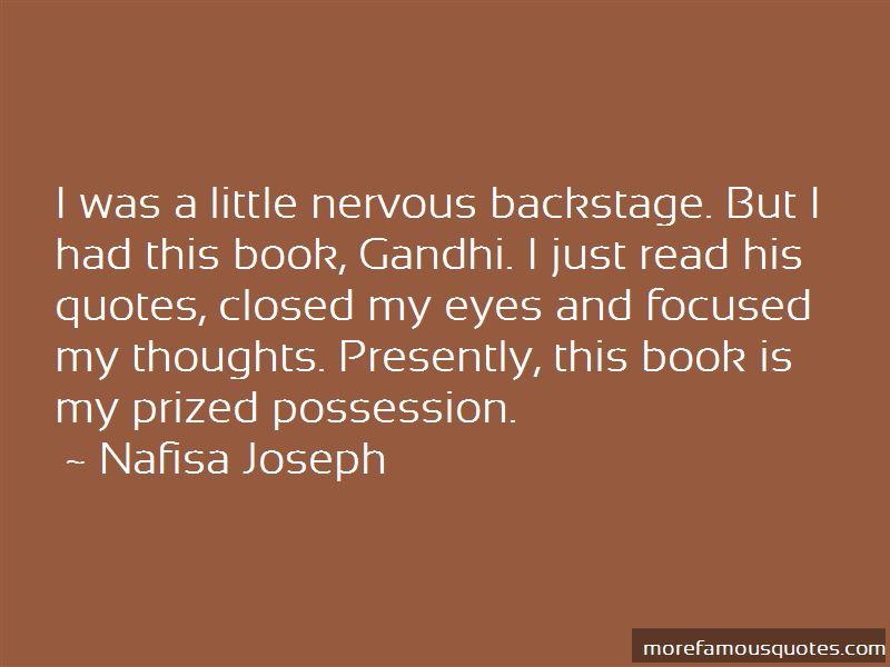 Nafisa Joseph Quotes Pictures 2