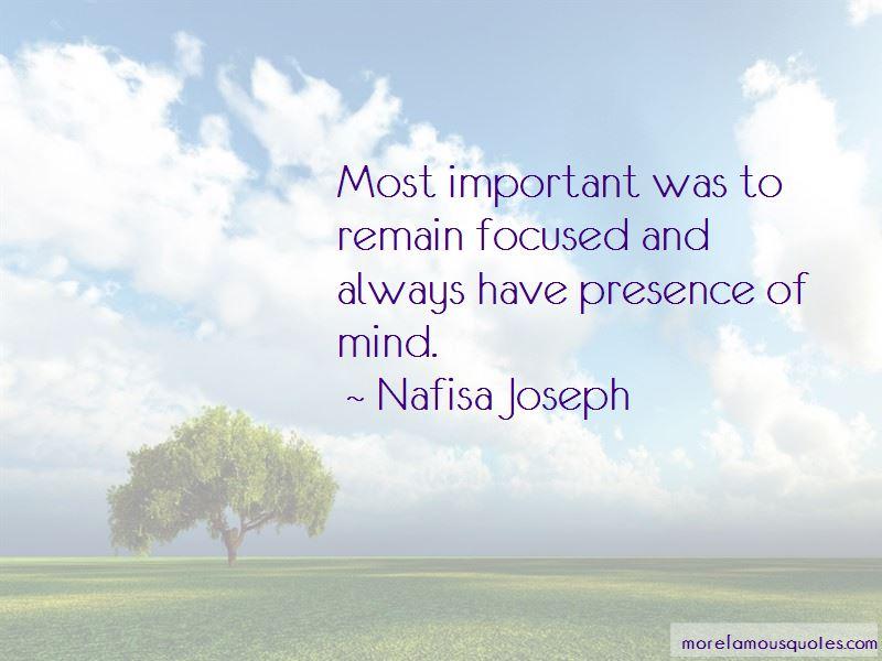 Nafisa Joseph Quotes Pictures 4
