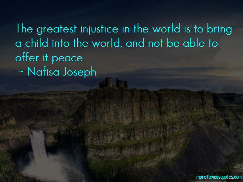 Nafisa Joseph Quotes