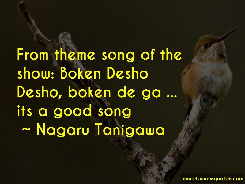 Nagaru Tanigawa Quotes Pictures 3