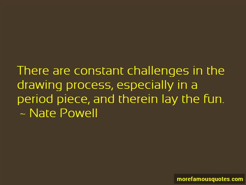 Nate Powell Quotes Pictures 3