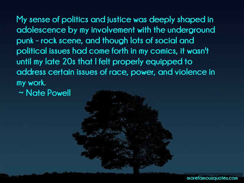 Nate Powell Quotes Pictures 4