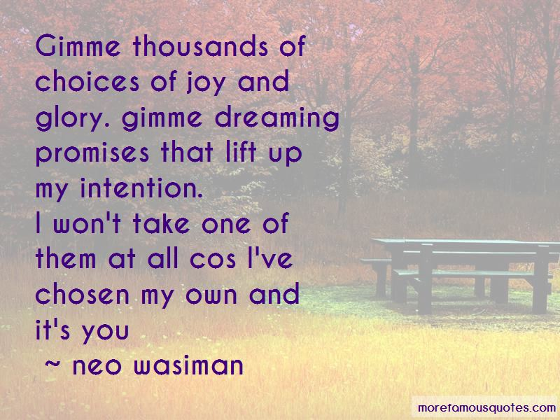 Neo Wasiman Quotes Pictures 2