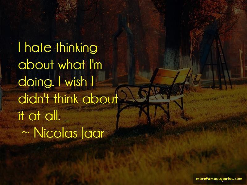 Nicolas Jaar Quotes Pictures 2