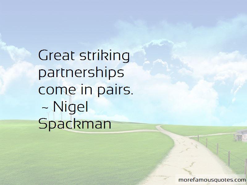 Nigel Spackman Quotes