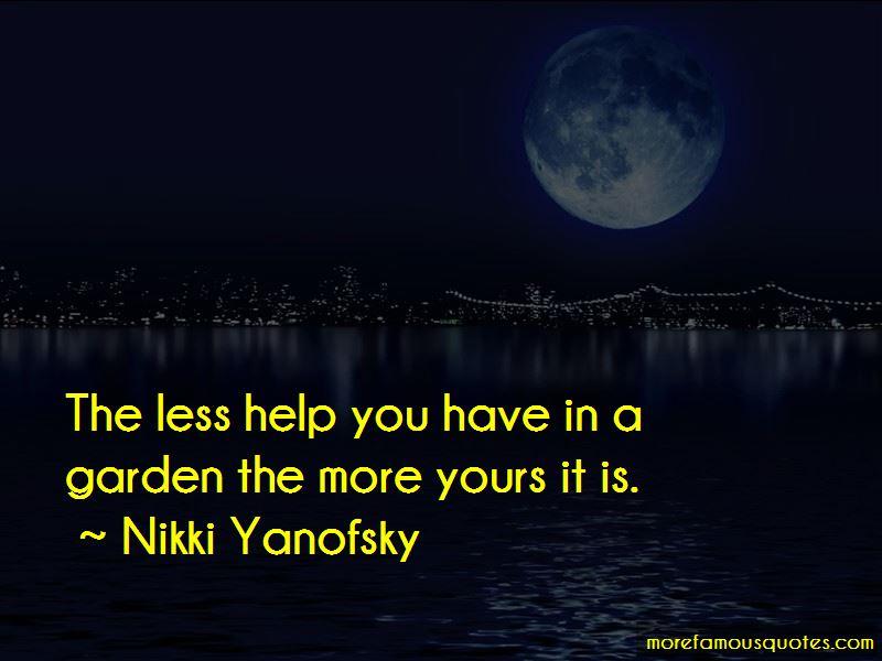Nikki Yanofsky Quotes Pictures 3