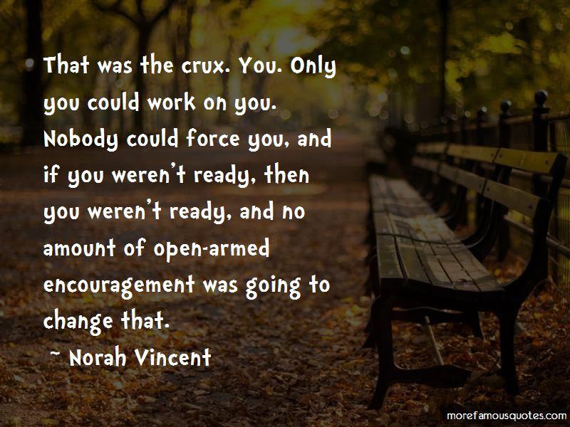 Norah Vincent Quotes Pictures 3