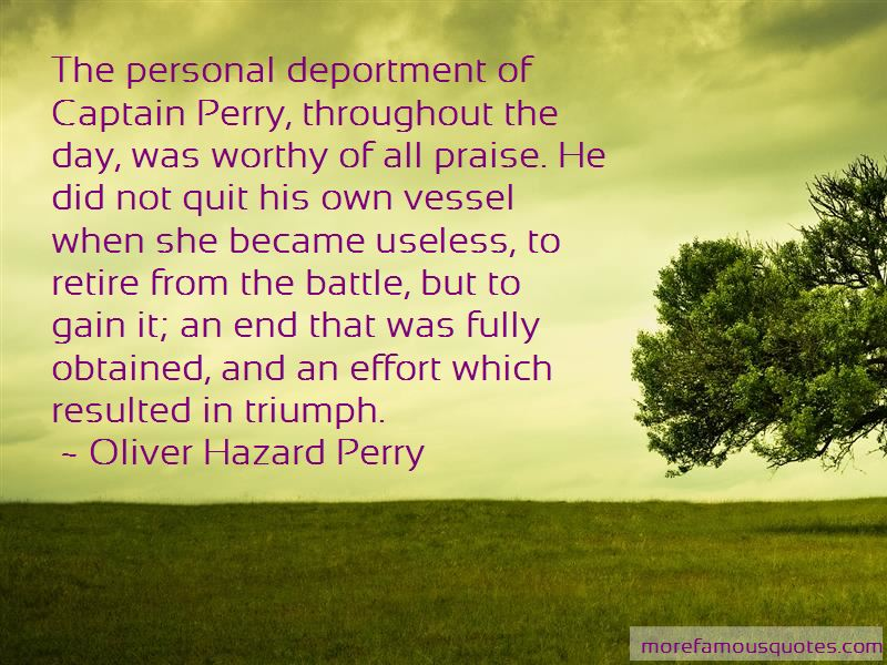 Oliver Hazard Perry Quotes Pictures 2