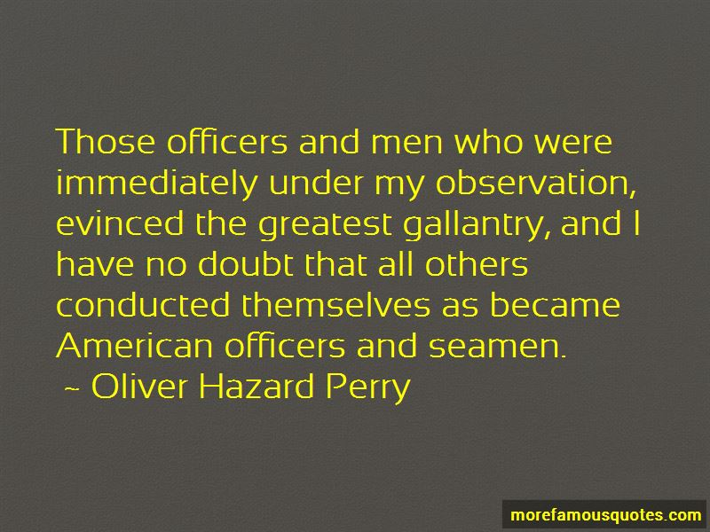 Oliver Hazard Perry Quotes Pictures 4