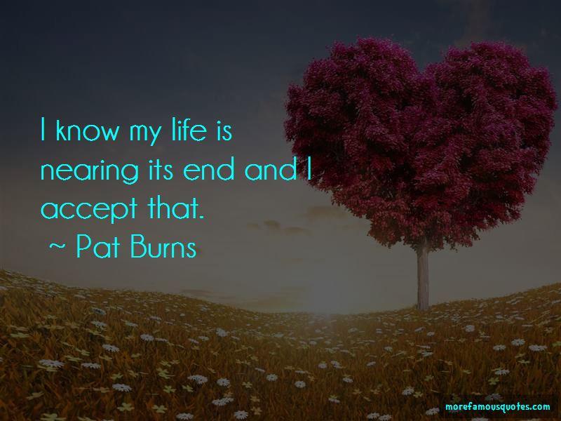 Pat Burns Quotes Pictures 2