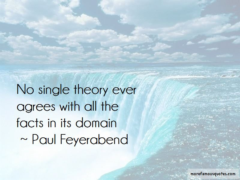 Paul Feyerabend Quotes Pictures 2