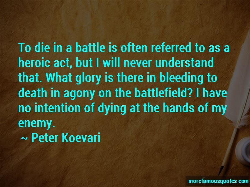 Peter Koevari Quotes Pictures 3