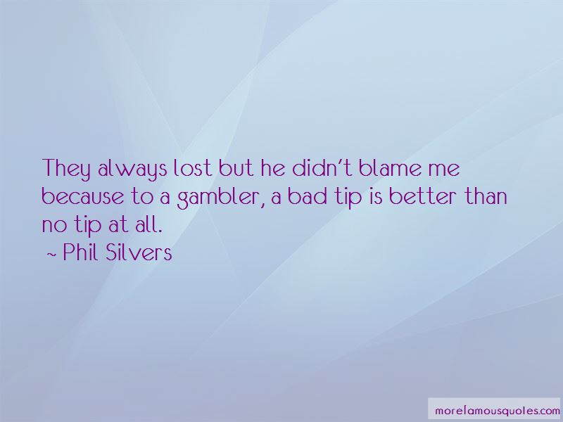 Phil Silvers Quotes Pictures 2