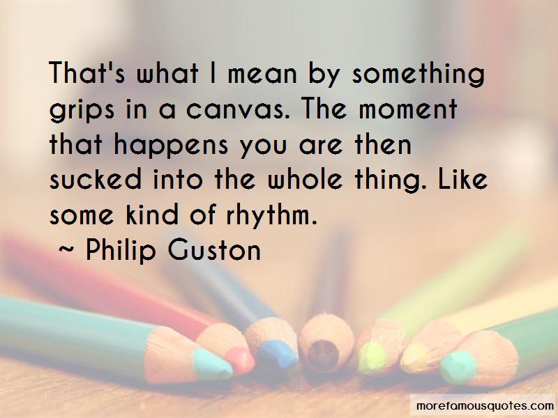 Philip Guston Quotes Pictures 2
