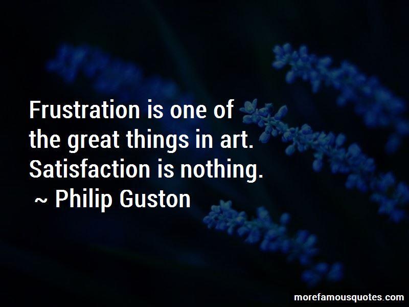 Philip Guston Quotes Pictures 3