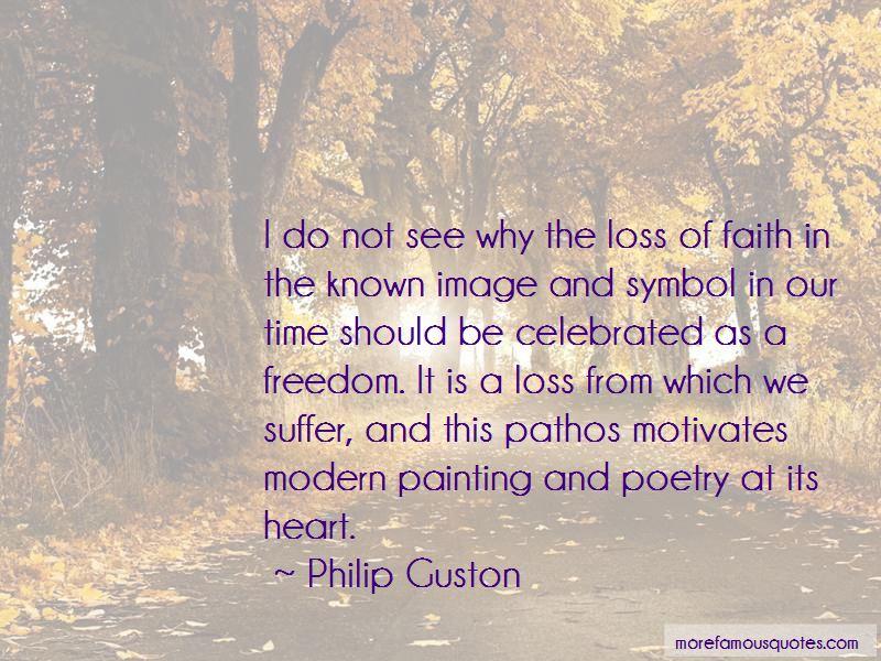 Philip Guston Quotes