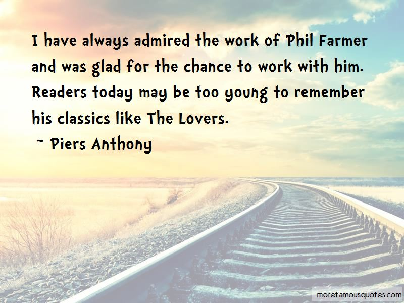 Piers Anthony Quotes Pictures 2