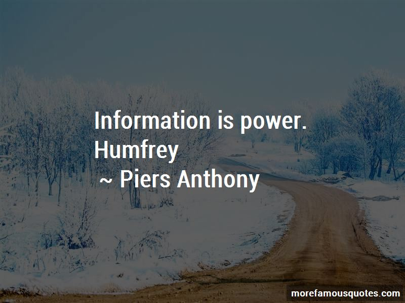 Piers Anthony Quotes Pictures 3