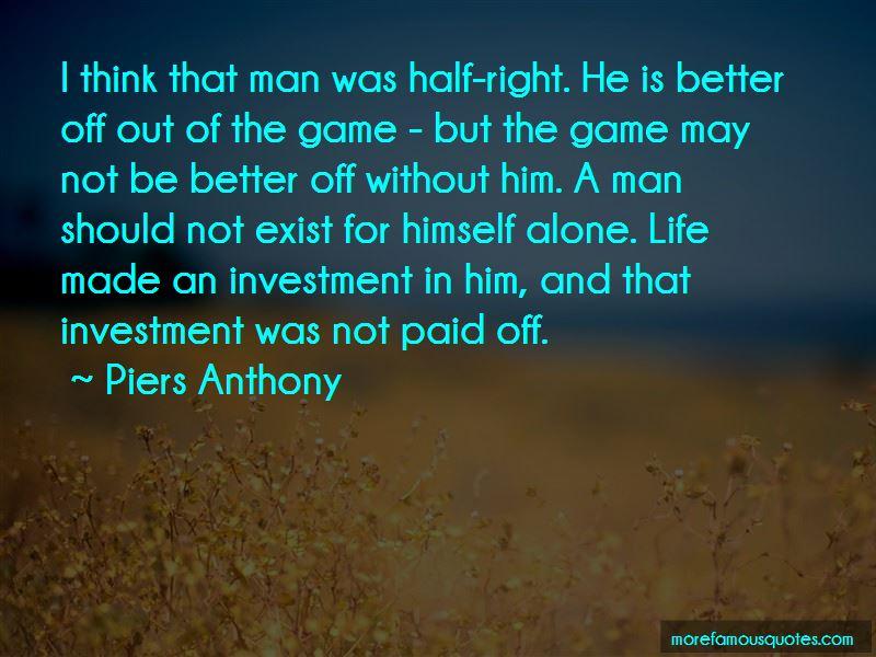 Piers Anthony Quotes