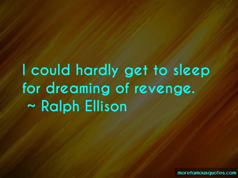 Ralph Ellison Quotes Pictures 4