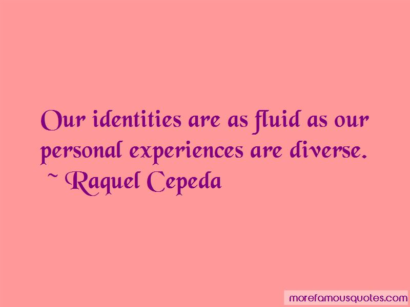 Raquel Cepeda Quotes Pictures 2